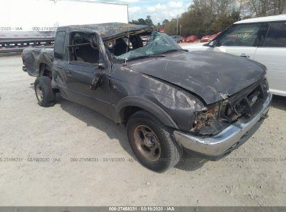 1999 FORD RANGER SUPER CAB