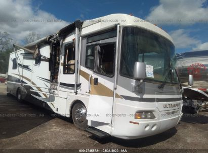 2004 FREIGHTLINER CHASSIS X LINE MOTOR HOME