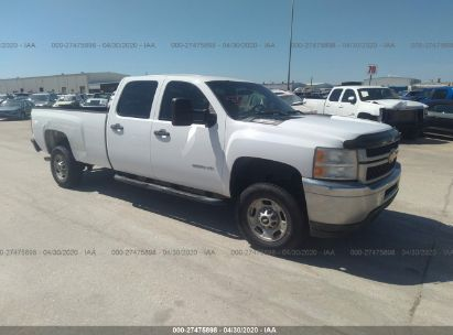 2011 CHEVROLET SILVERADO C2500 HEAVY DUTY