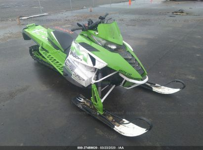 2014 ARCTIC CAT SNOWMOBILE