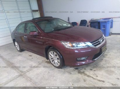 2013 HONDA ACCORD SDN EXL
