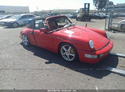 1990 PORSCHE 911 CARRERA 2/CARRERA 4