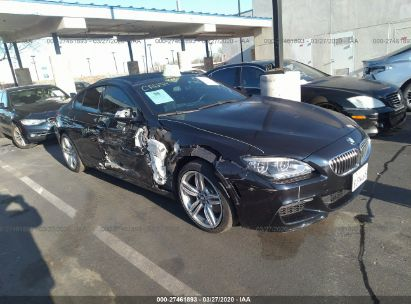 2015 BMW 650 I/GRAN COUPE