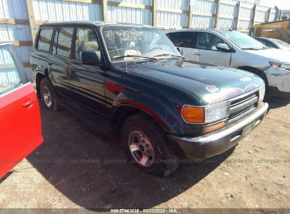 1994 TOYOTA LAND CRUISER DJ81