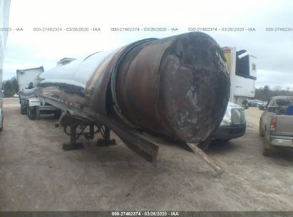 1998 WALKER STAINLESS EQUIP CO TANKER