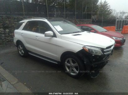 2018 MERCEDES-BENZ GLE 350 4MATIC