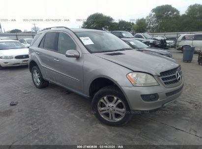 2008 MERCEDES-BENZ ML 320 CDI