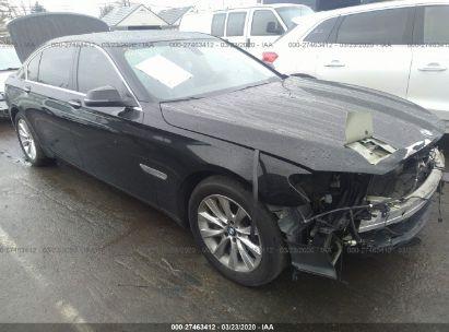2013 BMW 740 LXI