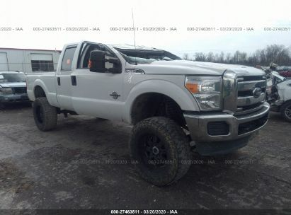 2016 FORD SUPER DUTY F-250 SRW SUPER DUTY