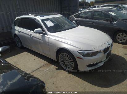 2015 BMW 328 D/XDRIVE