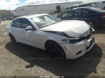 2015 BMW 535 D