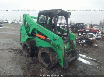 2012 BOBCAT S650 SKIDSTEER