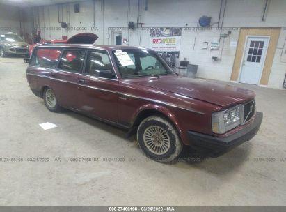 1985 VOLVO 245 DL/GL