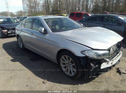 2014 BMW 535 I