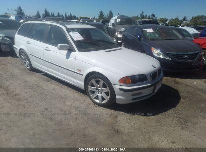2000 BMW 323 IT