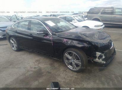 2017 BMW 430I GRAN COUPE