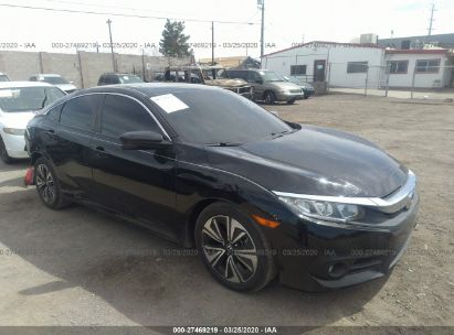 2016 HONDA CIVIC EXL