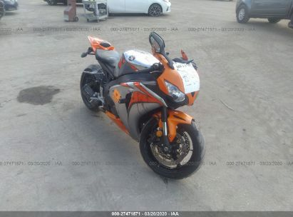 2010 HONDA CBR1000 RR