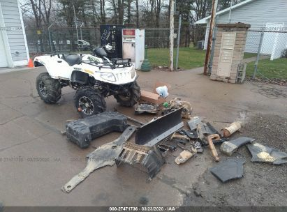 2017 ARCTIC CAT ATV 1000