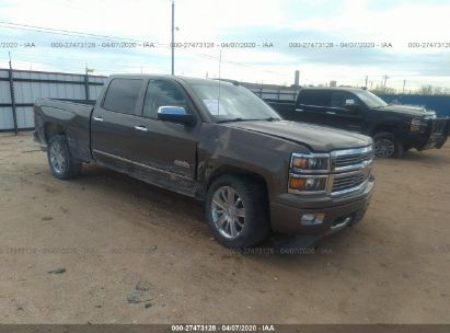 2014 CHEVROLET SILVERADO K1500 HIGH COUNTRY