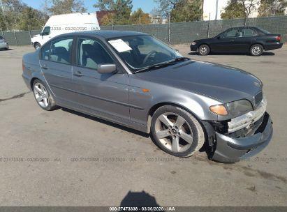 2004 BMW 325 I