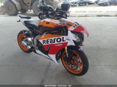 2015 HONDA CBR1000 RR