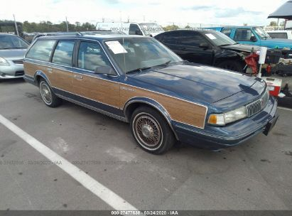 1994 OLDSMOBILE CUTLASS CRUISER S