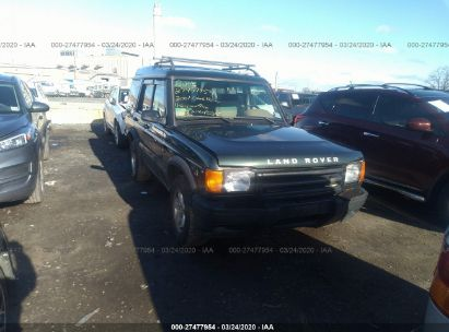 2001 LAND ROVER DISCOVERY II SD