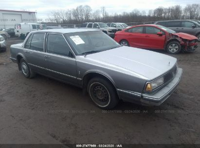 1987 OLDSMOBILE DELTA 88 ROYALE