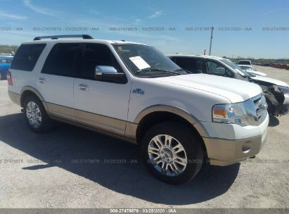 2013 FORD EXPEDITION XLT/KING RANCH