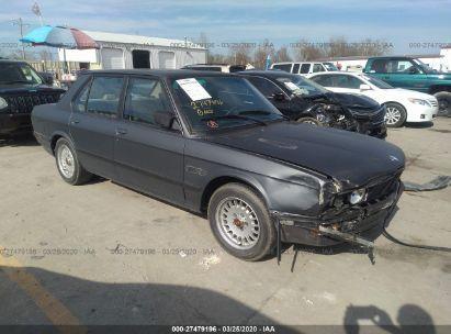 1986 BMW 535 I