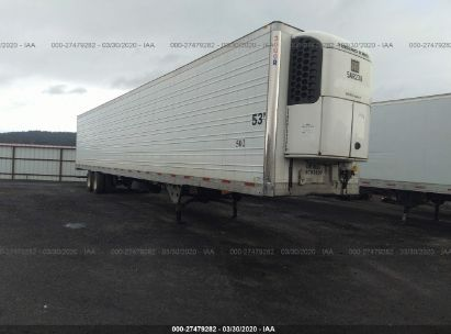 2007 UTILITY TRAILER MFG VAN