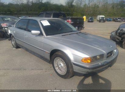 1998 BMW 750 IL