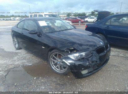 2009 BMW 328 I SULEV