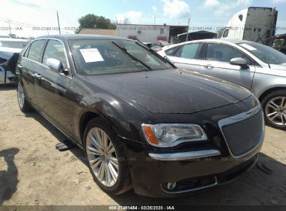 2014 CHRYSLER 300C LUXURY