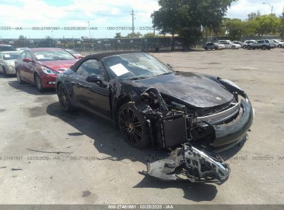 2016 PORSCHE 911 CARRERA/CARRERA 4