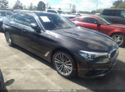 2020 BMW 540 I