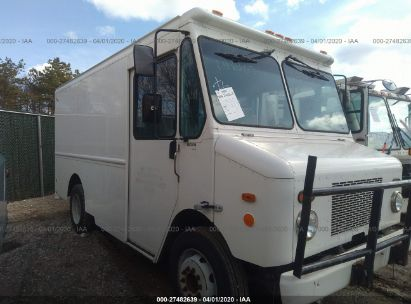 2007 WORKHORSE CUSTOM CHASSIS COMMERCIAL CHASSI W42