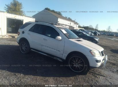 2006 MERCEDES-BENZ ML 500