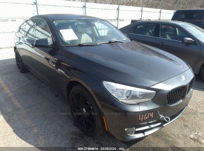 2012 BMW 550 XIGT