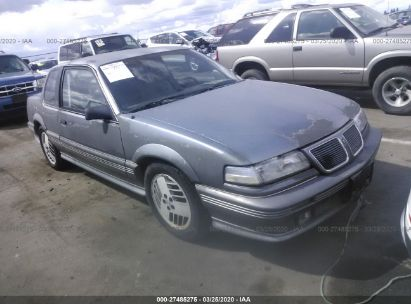 1989 PONTIAC GRAND AM SE