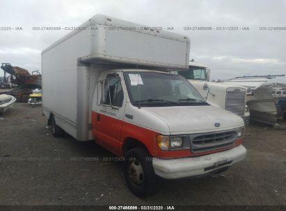 2000 FORD E350 E350 SUPER DUTY CTWAY VAN