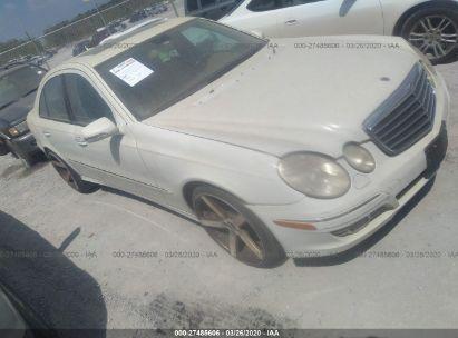 2008 MERCEDES-BENZ E 350