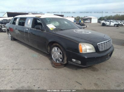 2003 CADILLAC PROFESSIONAL CHAS