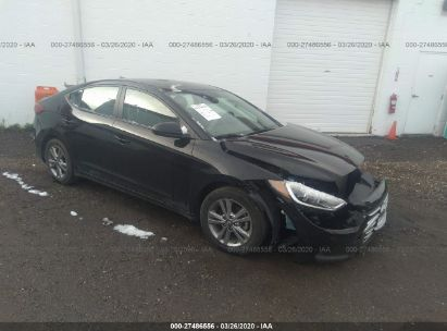 2018 HYUNDAI ELANTRA SEL/VALUE/LIMITED