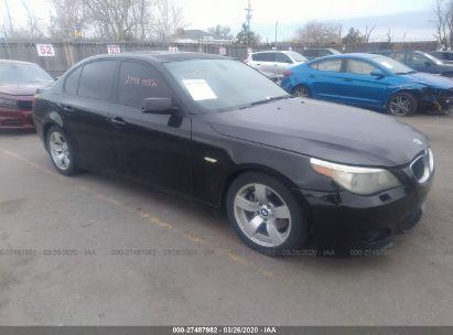 2005 BMW 525 I