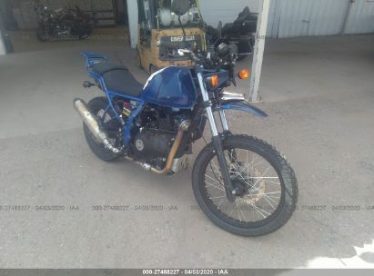 2019 ROYAL ENFIELD MOTORS HIMALAYAN