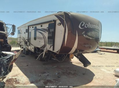 2014 PALOMINO 5TH WHEEL