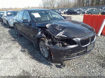 2012 BMW 750 I XI