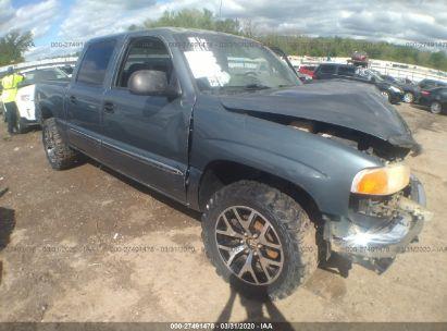 2006 GMC NEW SIERRA K1500